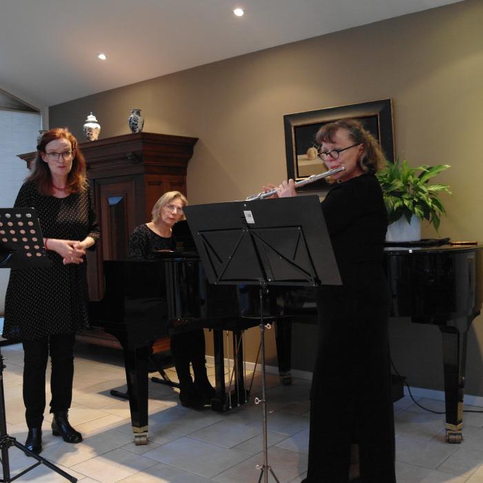 Huiskamerconcert   Levensmuziek IMAI