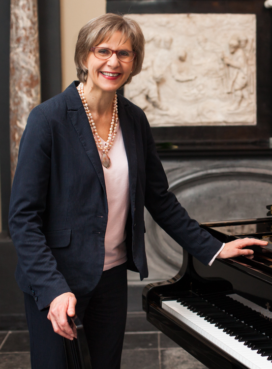 Marie-Astrid Vermaas | Piano | Levensmuziek IMAI